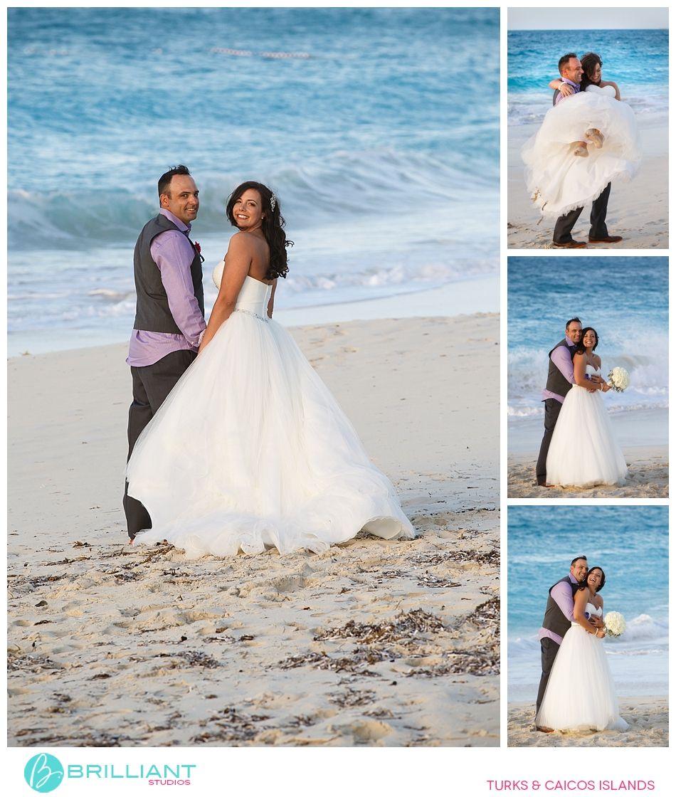 A Caribbean wedding at Seven Stars Resort with Brilliant Studios