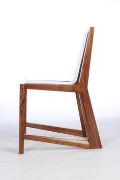 A Stylish Dining Chair Handmade Through Traditional Chair Making