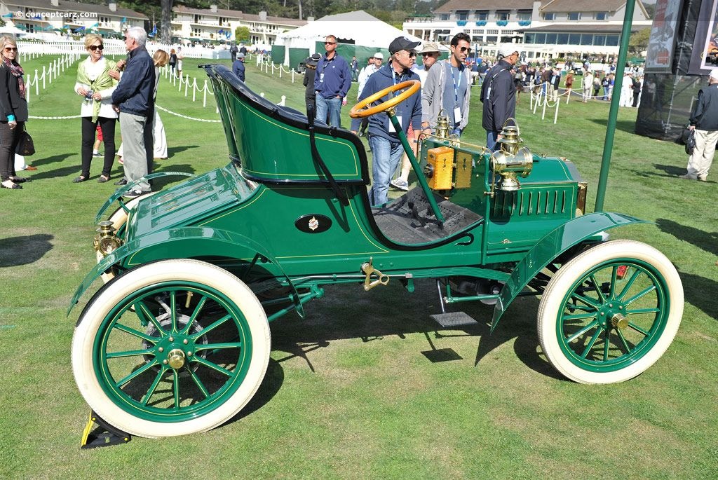 1904 Oldsmobile Model N Images, Information and History (French ...