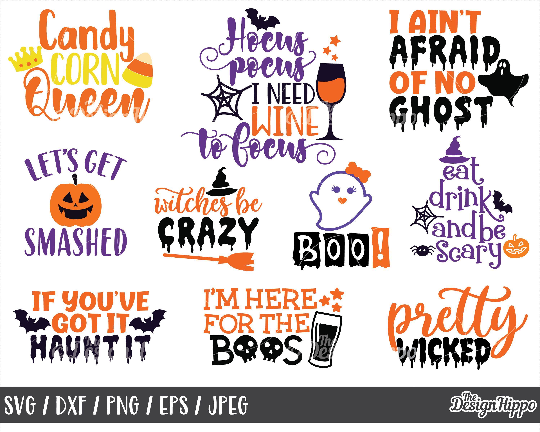 Halloween svg bundle Halloween bundle svg Halloween svg