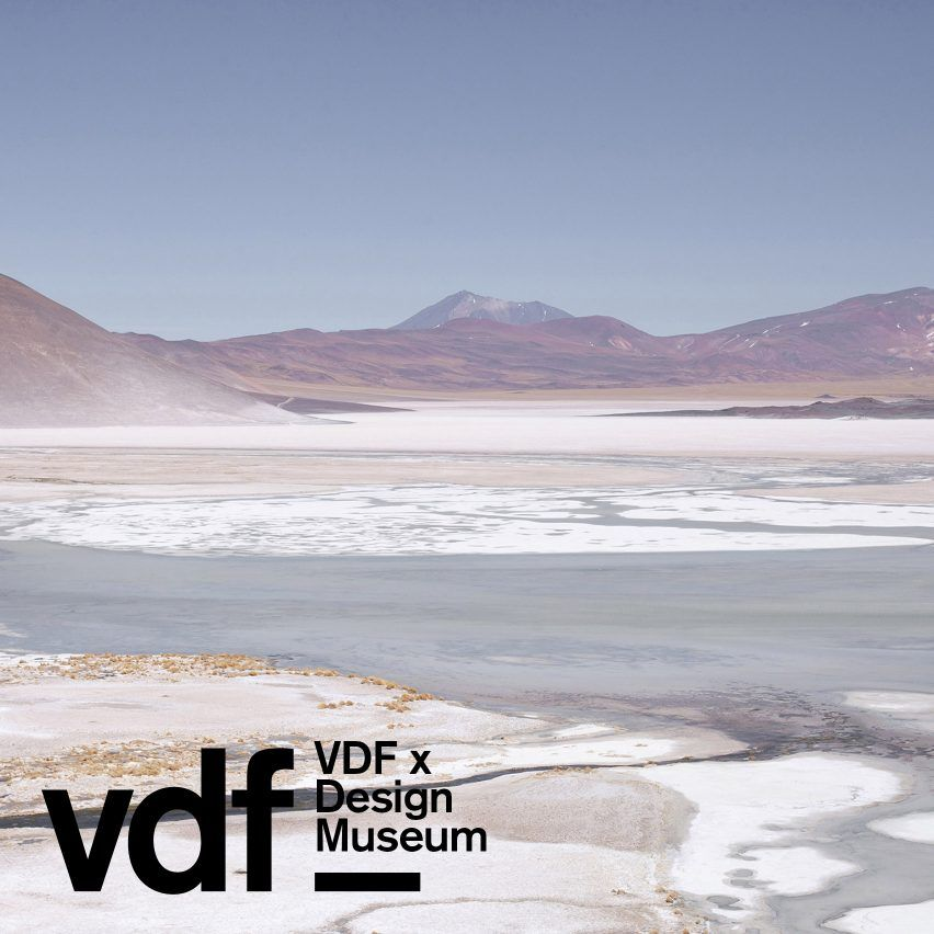 Male Uribe Explores The Materiality Of Extreme Landscapes For Vdf And Design Museum In 2020 Design Museum Landscape Virtual Design