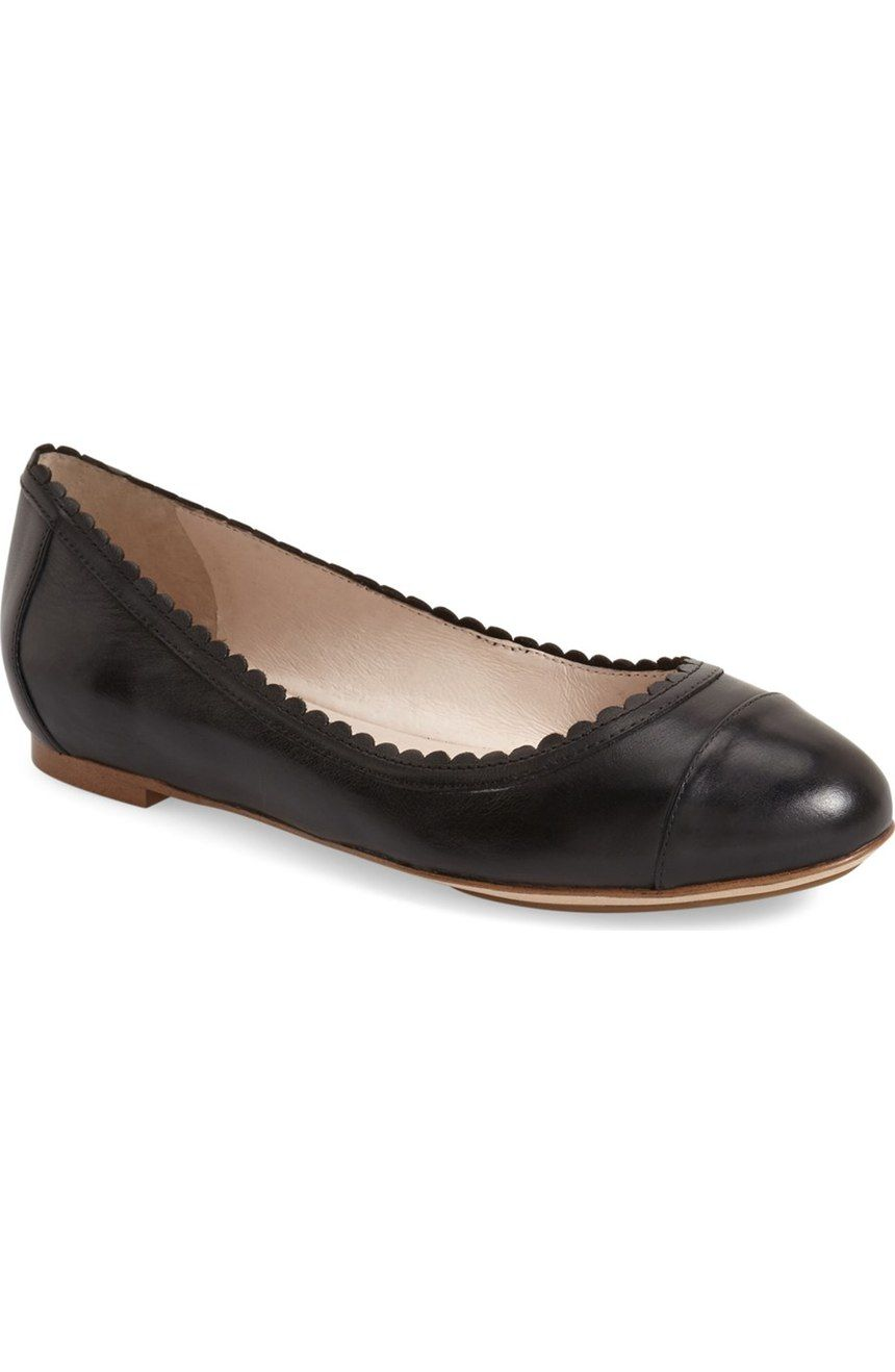 69f8dcbe854 Free shipping and returns on Louise et Cie  Eilley  Ballet Flat (Women)