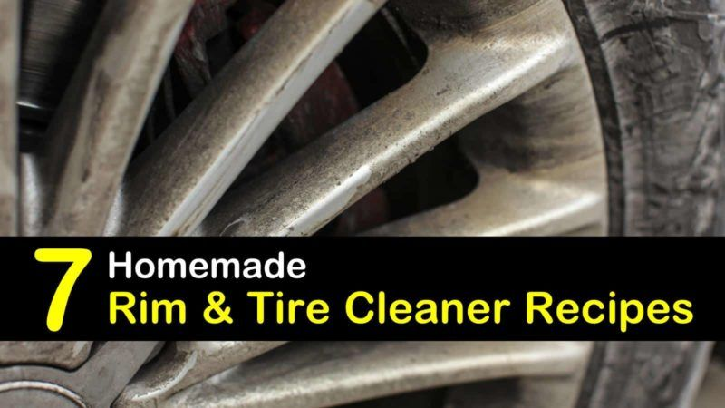 How To Get Rid Of Brake Dust On Wheels