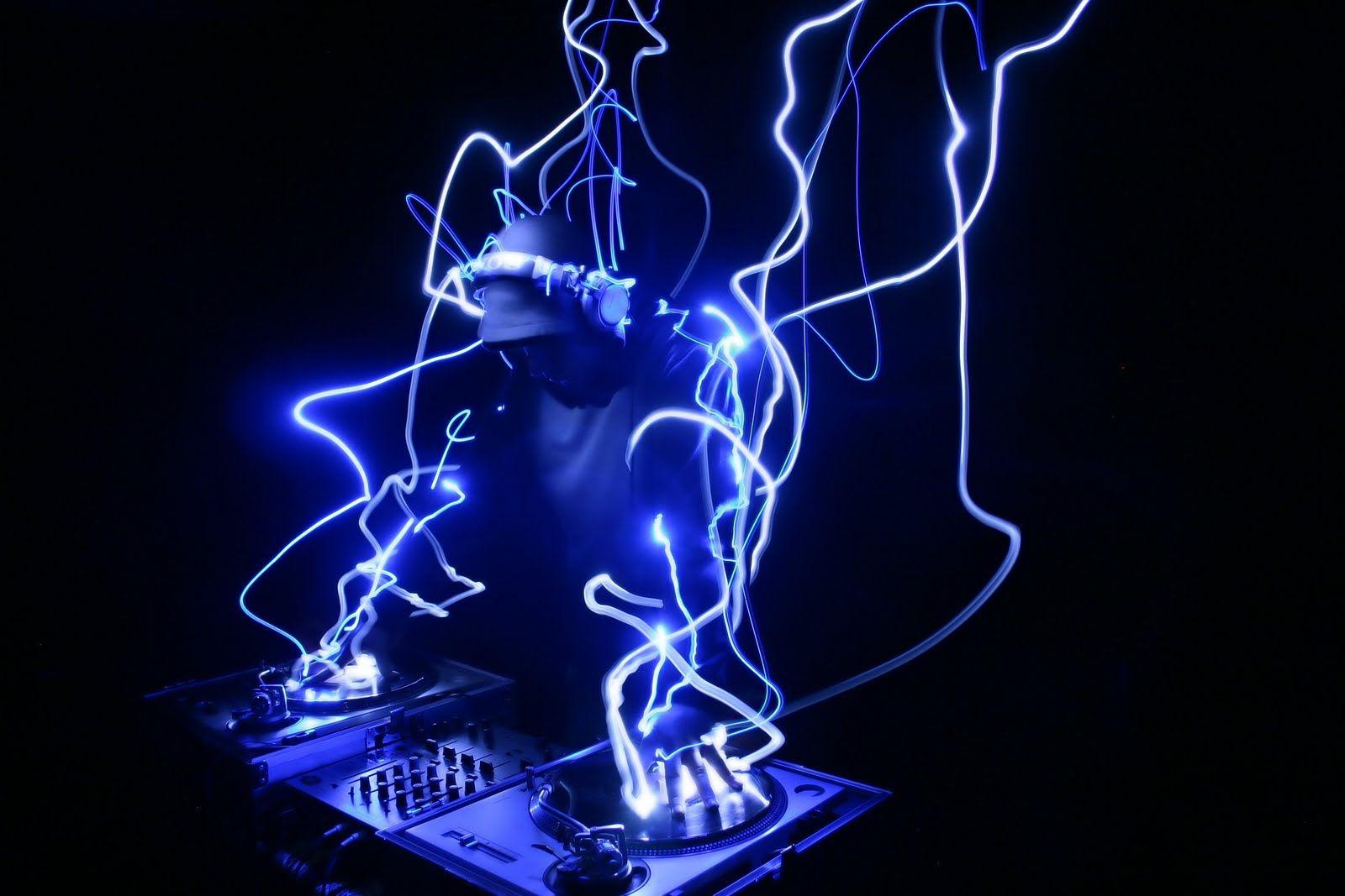 electro music background electro music background