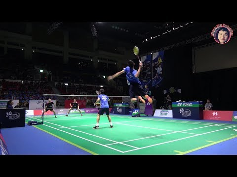 And Based On This Highlight Reel Of Malaysian Player Goh V Shem Neither Did The Other Teams World Of Sports Badminton Rio Olympics