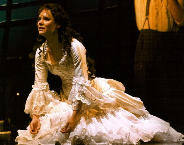 Gina Beck As Christine Daae One Of My Favorites With Images