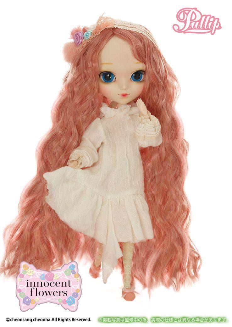 Muñeca Pullip Groove Jun Planning EVE SWEET INNOCENT FLOWERS Doll