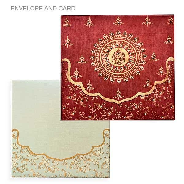 Indian Wedding Invitation Cards, Marriage Invitations