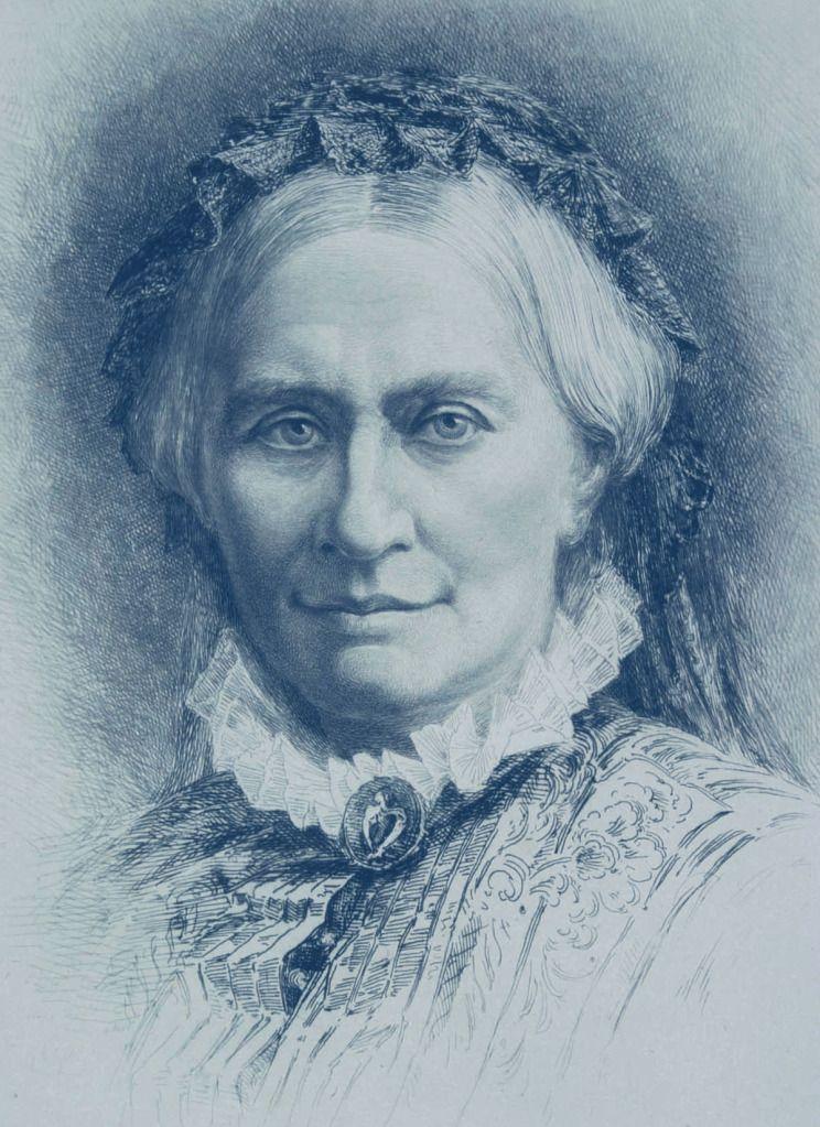 Clara Schumann, nascida Clara Josephine Wieck, pianista e compositora alemã. Imagem, http://biografieonline.it
