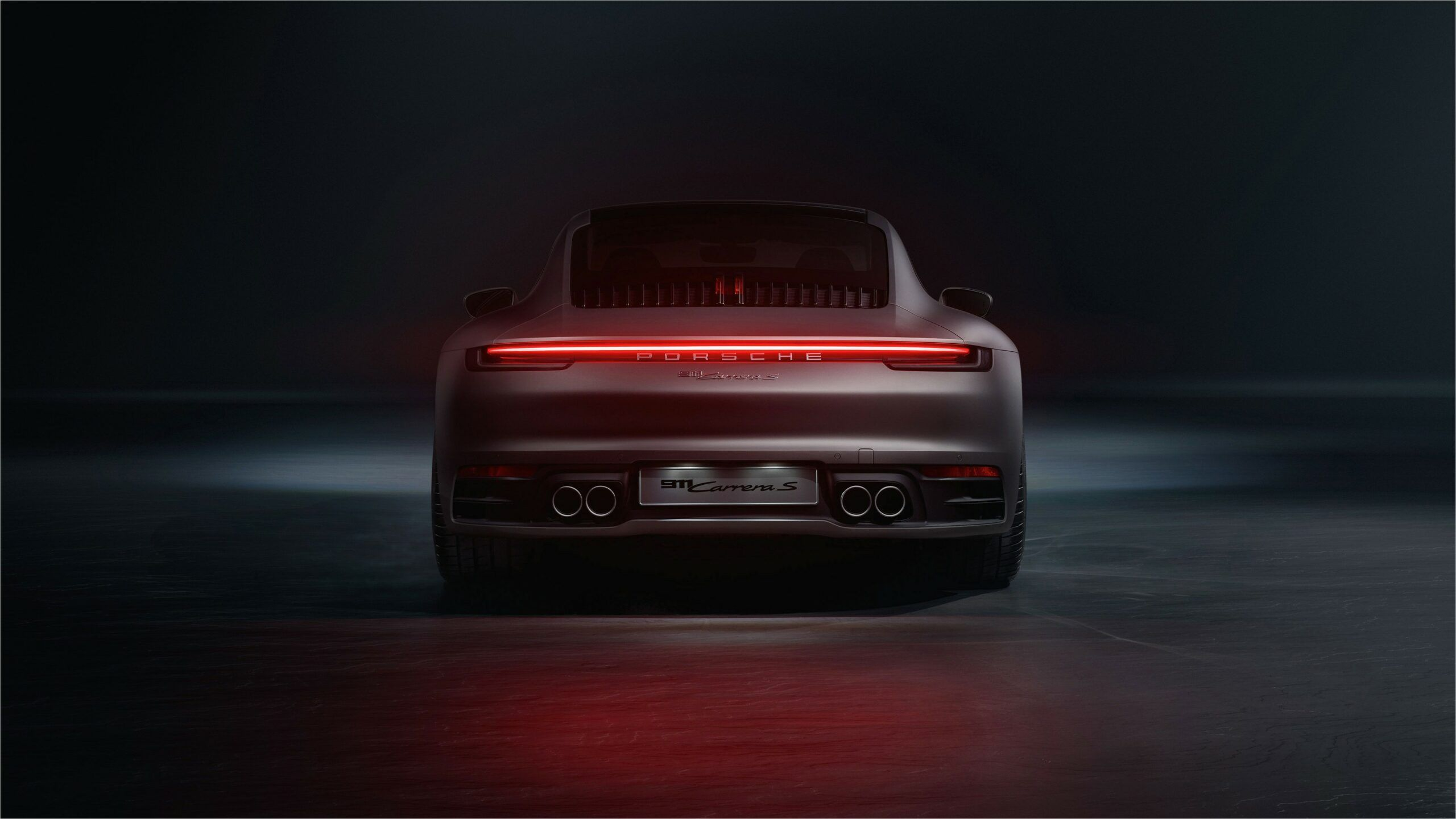 16 9 4k Hdr Wallpapers Porsche Lights In 2020 Porsche 911 Porsche 911 Carrera New Porsche