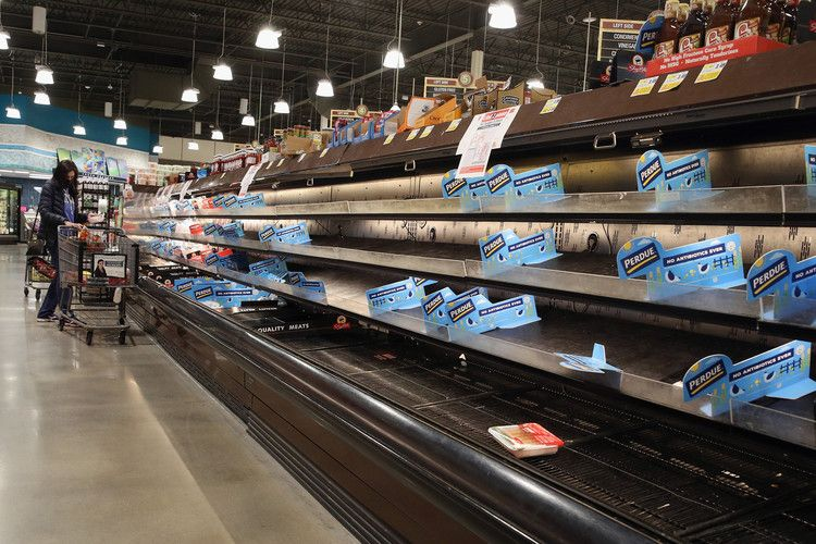 Groceries could see meat shortages by end of week but