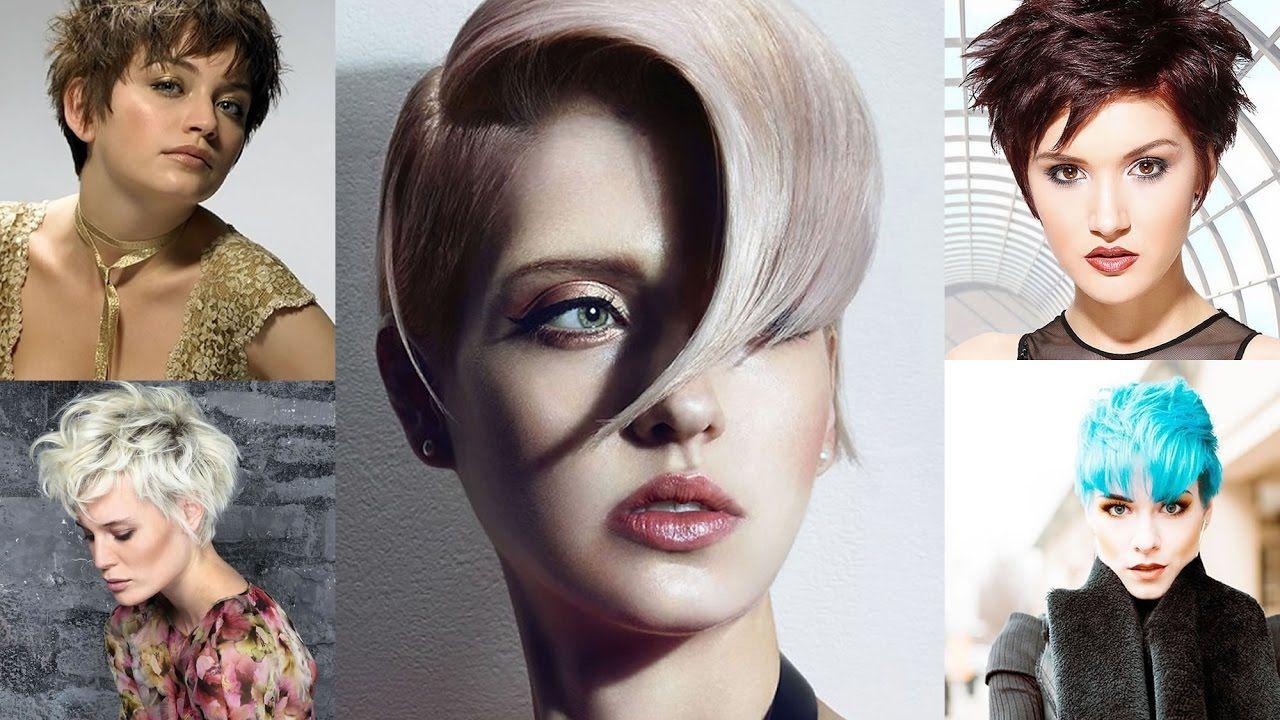 short hair hairstyles 2018 - 2019 | latest trends short hair ideas