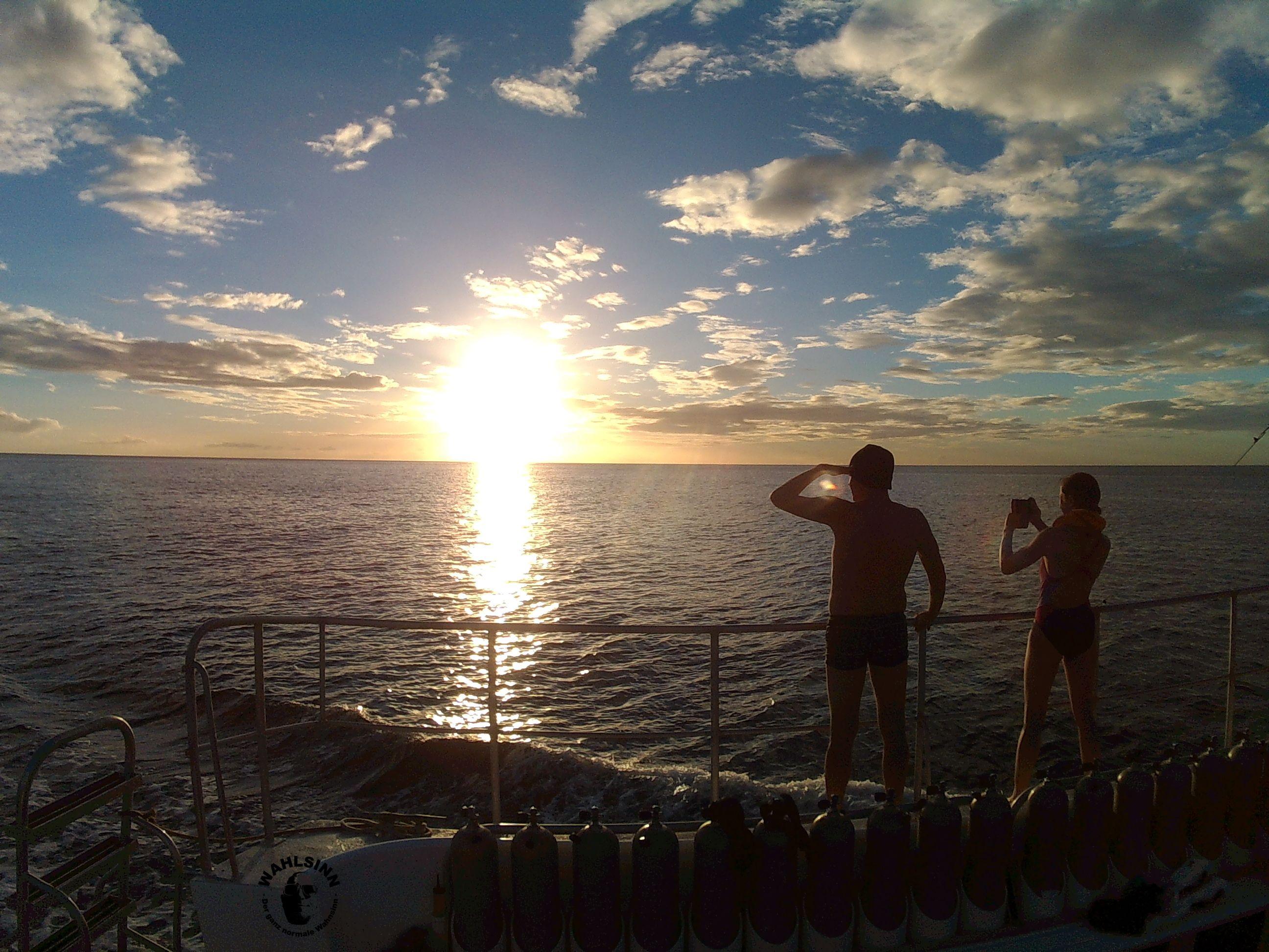 Dominica - Sonnenuntergänge sind ein Traum von Roseau