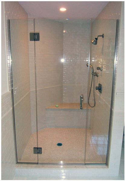 Semi Frameless Shower Enclosure I Can See The Beauty Of Glass