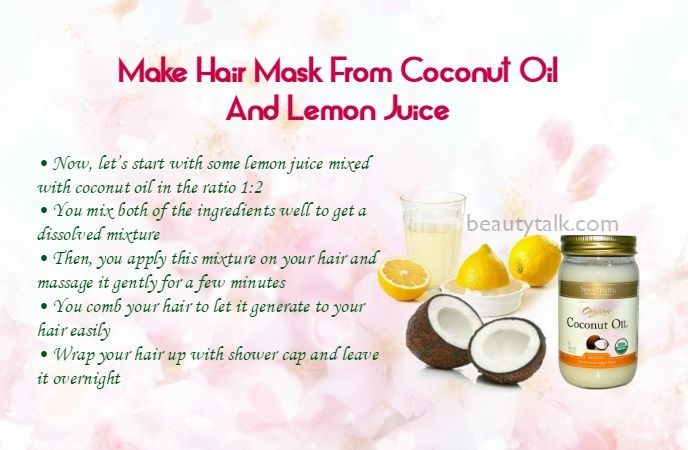 12 Tips On How To Use Coconut Oil For Hair Growth And Thickness