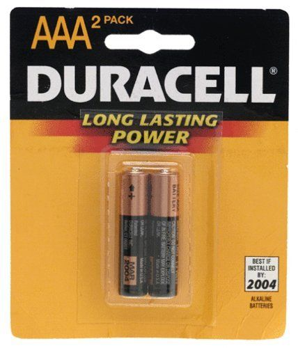 Duracell Aaa Batteries Uk