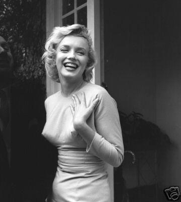 Marilyn monroe nipples