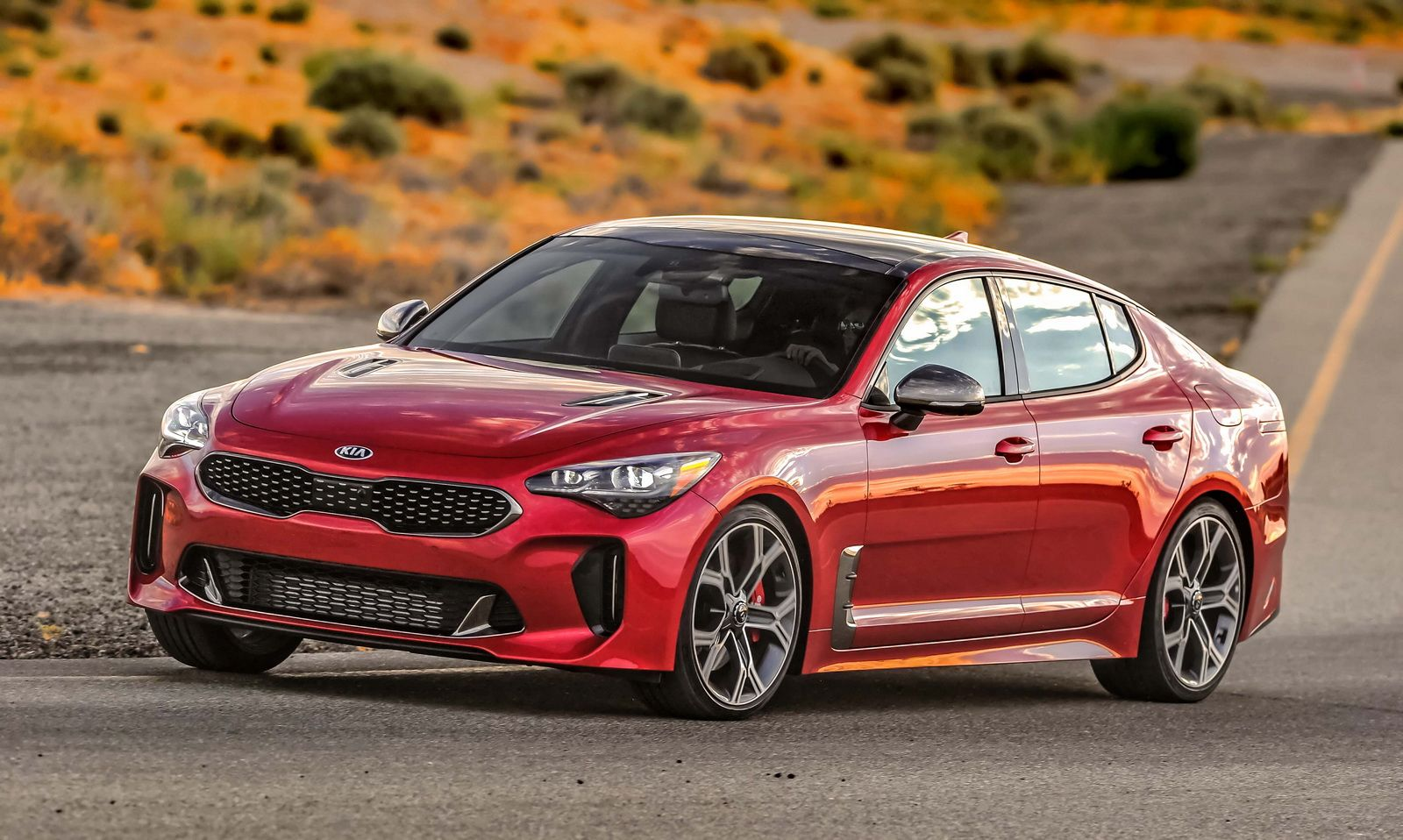New Kia Stinger Undercuts Bmw 4 Series Gran Coupe S Price By Over 11 000 Carscoops In 2020 Kia Stinger Kia Optima Kia