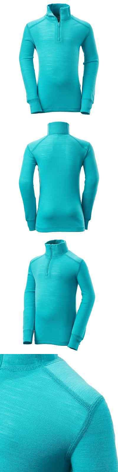 982d9adceb Base Layers 181371  Kathmandu Merinobase Children Kids Long Sleeve Thermal  Underwear Top -  BUY