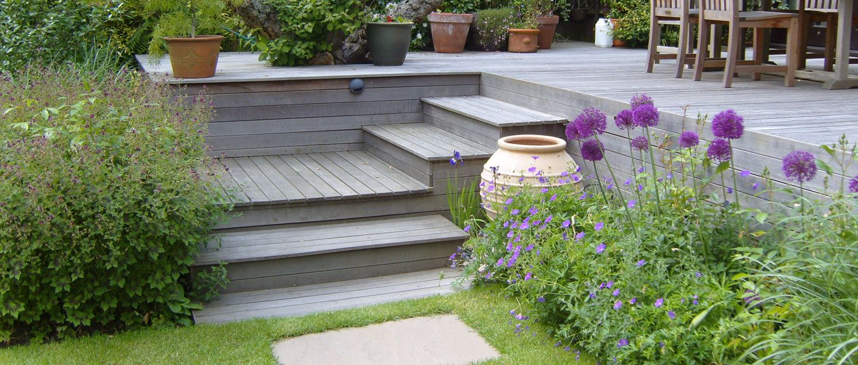 Garden designers Hertfordshire Buckinghamshire North