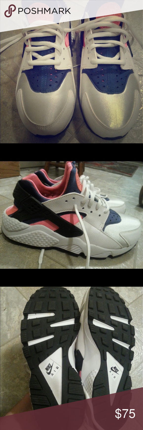 Women s Nike Huaraches Women s Huraches. Bought and did not fit. They are a  size 8 but runs small. I accept offers the worst I can do is say no. 7a405d65d1