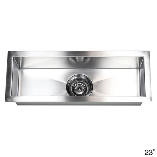 Awesome Stainless Steel Undermount Bar Sink
