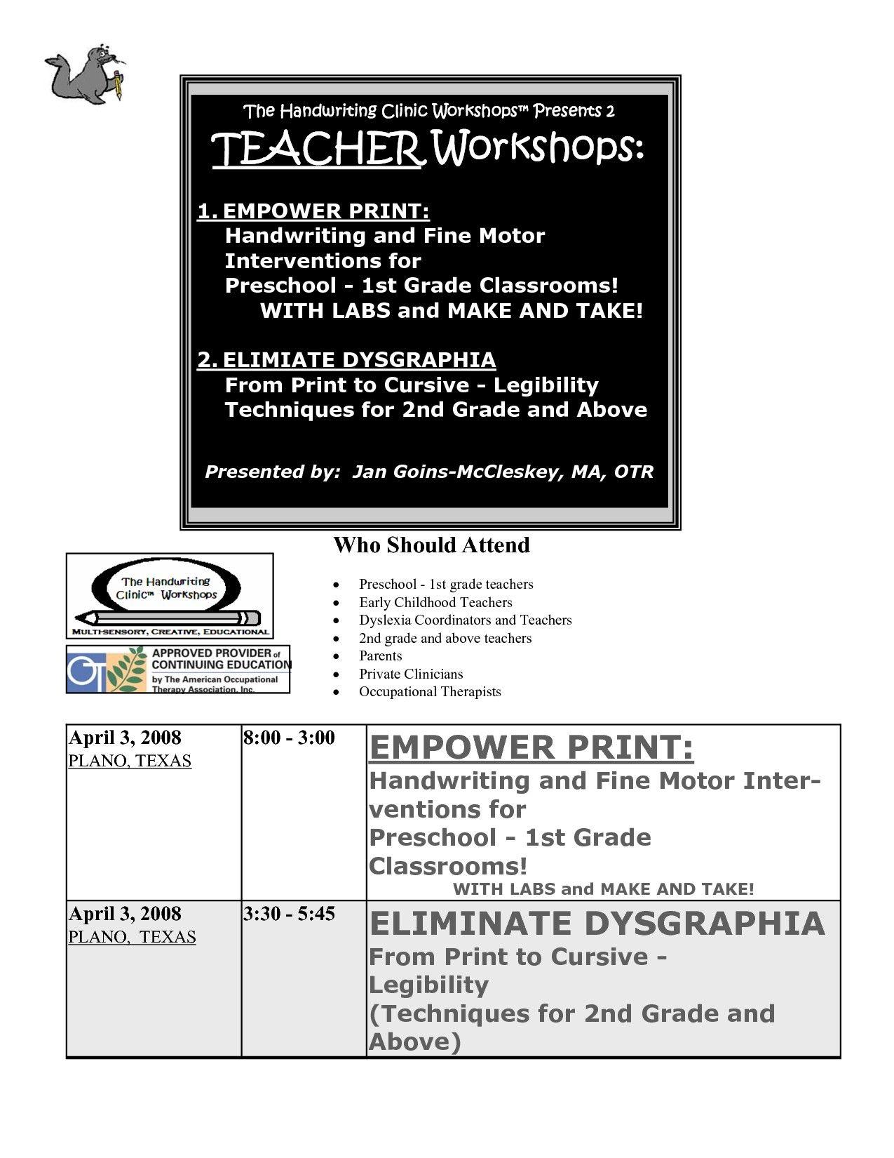 4th Grade Cursive Writing Worksheets