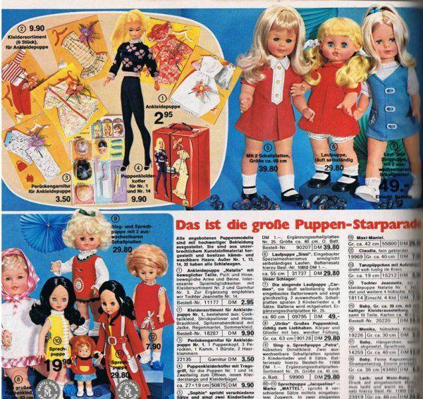 catalogue quelle 2 souvenirs jouets 1959 1975 pinterest poup e catalogue de jouet. Black Bedroom Furniture Sets. Home Design Ideas