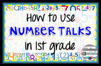 Number Talks in First Grade   Classroom Freebies/Ideas/Etc ...