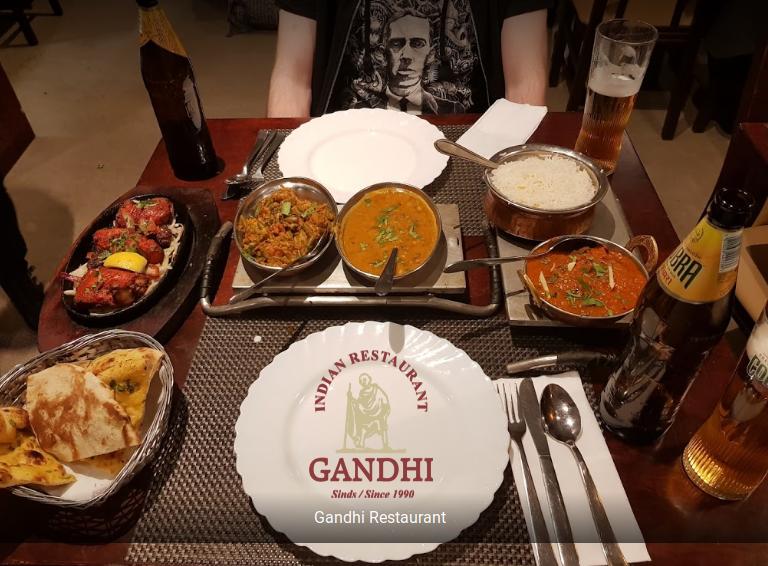 Enjoy Dinner Parties Beautiful And Exclusive Venues Gandhileidseplein Restaurant Tel 31 0 206246966 E Mail Info Indianrestaurantgandhi Com