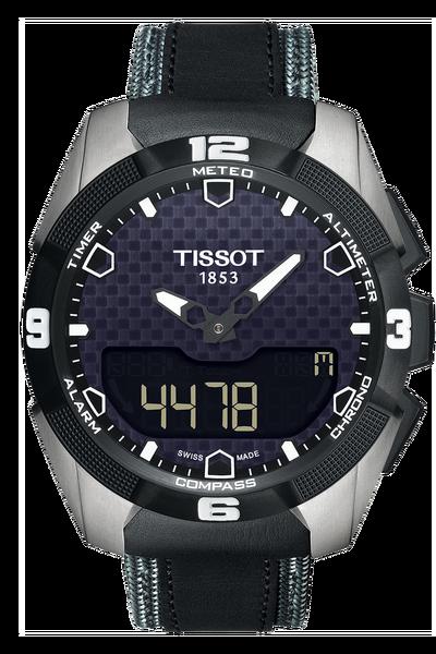 T Touch Expert Solar Quartz Tissot T Touch Tissot Mens Watch Tissot Watches