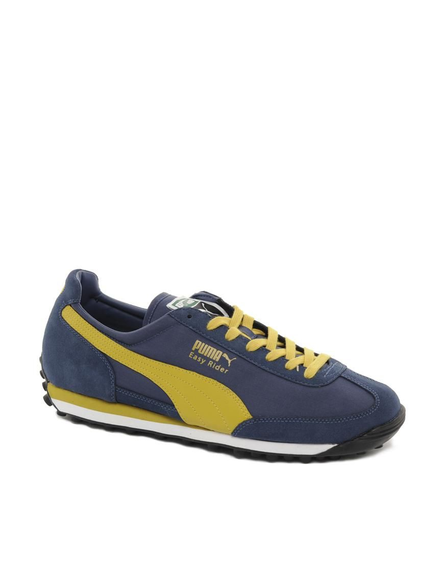 best service 11026 f8ac5 Discover ideas about Cleats Shoes. Puma Easy Rider ...