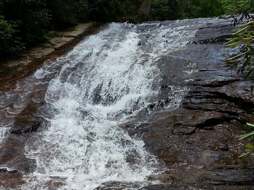 Helton Falls, Georgia