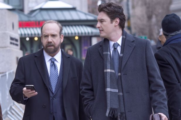 Showtime's new series Billions will debut on January 17th, paired with the sixth season of Shameless. http://tvseriesfinale.com/?p=37717