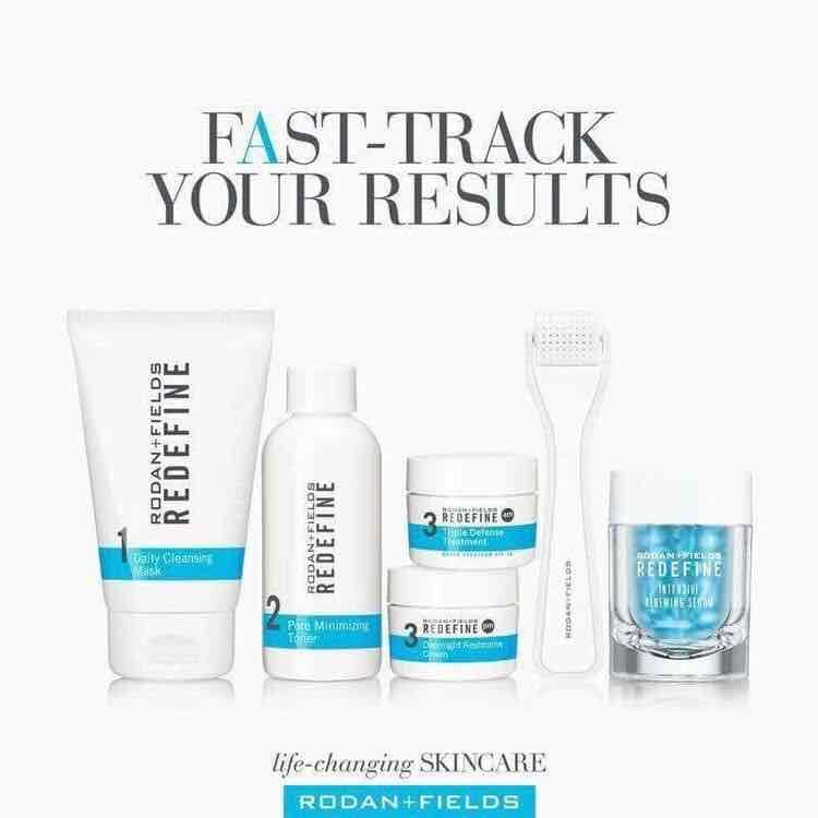 4ddc91b2463 Give the gift of smoother tighter skin !! Rodan + Fields REDEFINE Regimen💙  Ready to take your skin to the next level❓Want to AMP UP your REDEFINE ...
