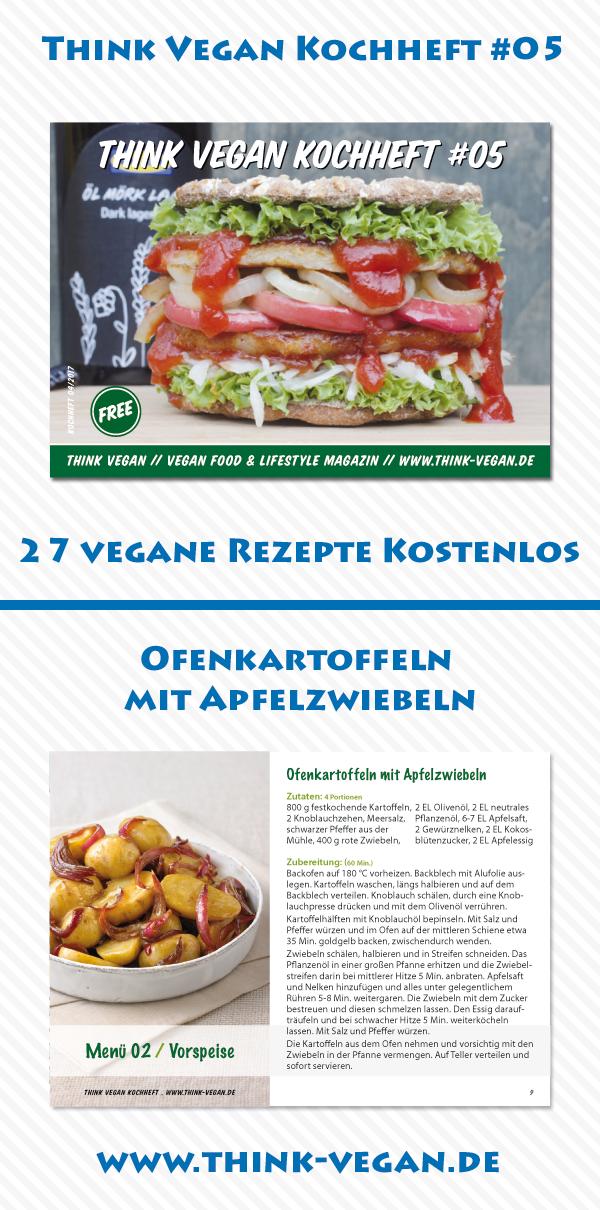 Ofenkartoffeln Mit Apfelzwiebeln Vegan Rezepte Vegane Hauptspeisen Vegane Vorspeisen