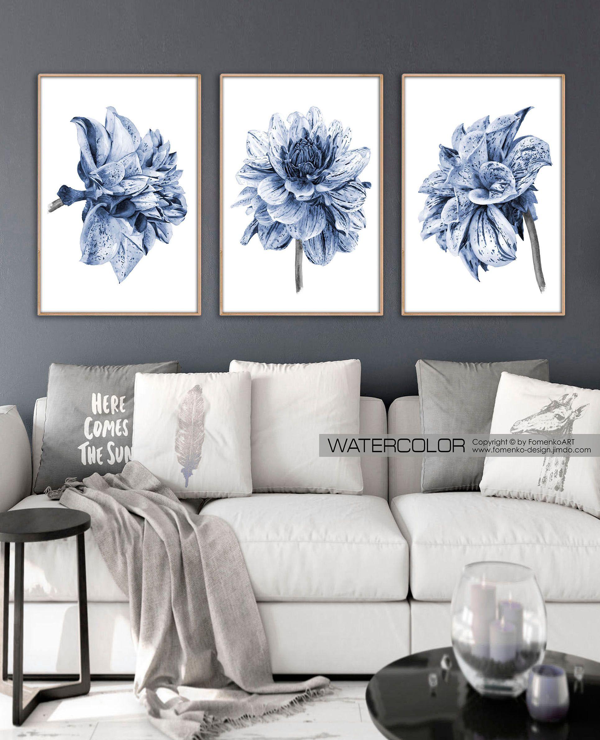 Downloadable Prints Wall Art Printable Wall Decor Bedroom Wall