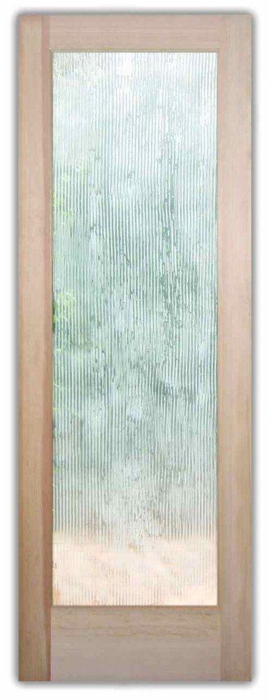 Marvelous Rain Drizzle Glass Doors Front Entry Etched Glass Door Rain Glass Texture    By Sans Soucie