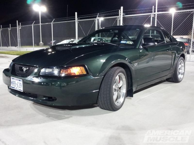 Mustang Deep Dish Bullitt Anthracite Wheel 17x10 5 Rear Only 94 98 All Mustang Wheels Mustang Classic Cars Muscle