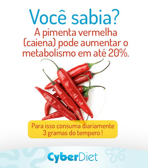 Você sabia que a pimenta pode te ajudar a queimar calorias? http://cyberdiet.terra.com.br/alimentos-termogenicos-12-1-12-82.html