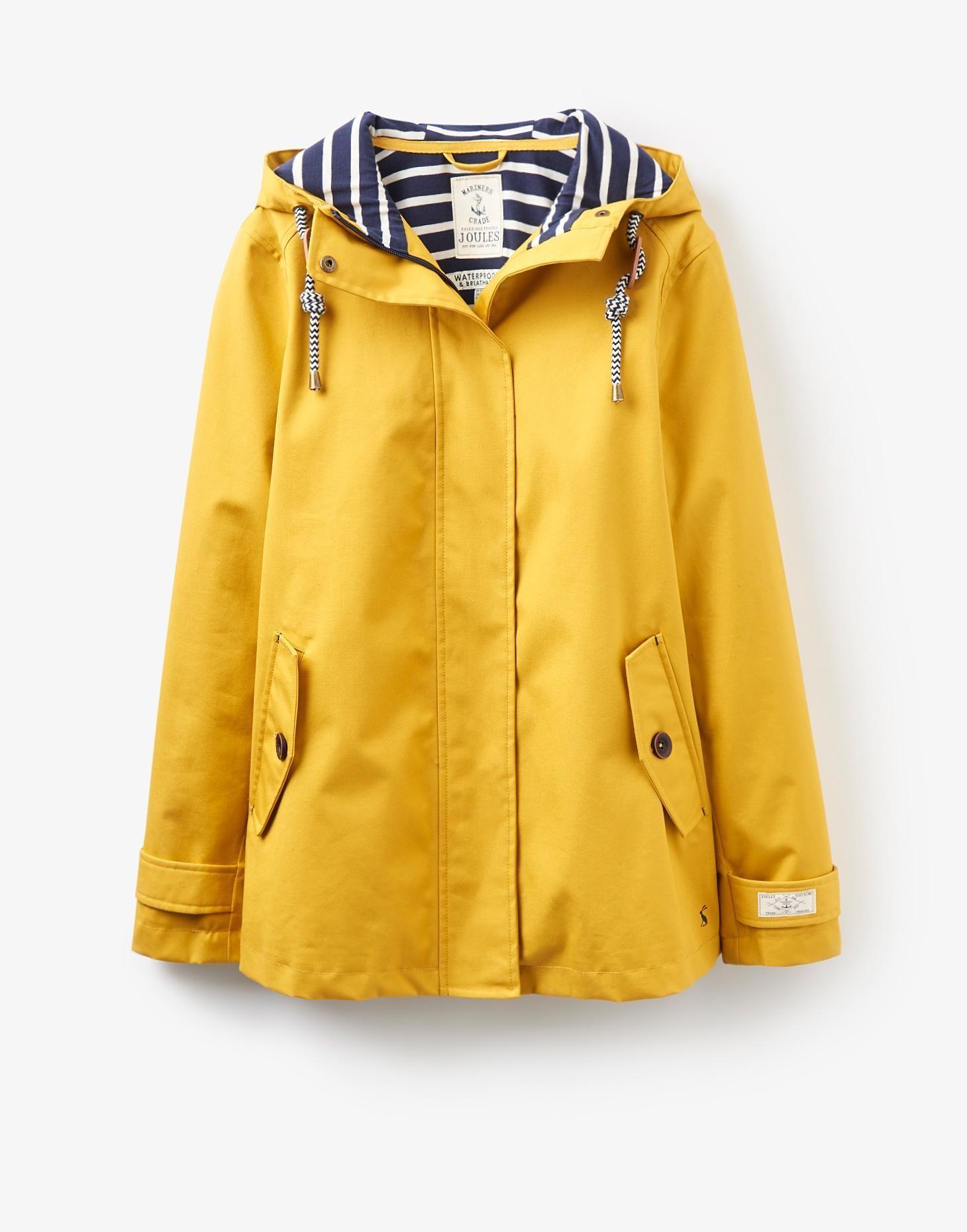 outlet online autumn shoes best shoes Coast Waterproof Jacket | Keep warm | Yellow rain jacket ...