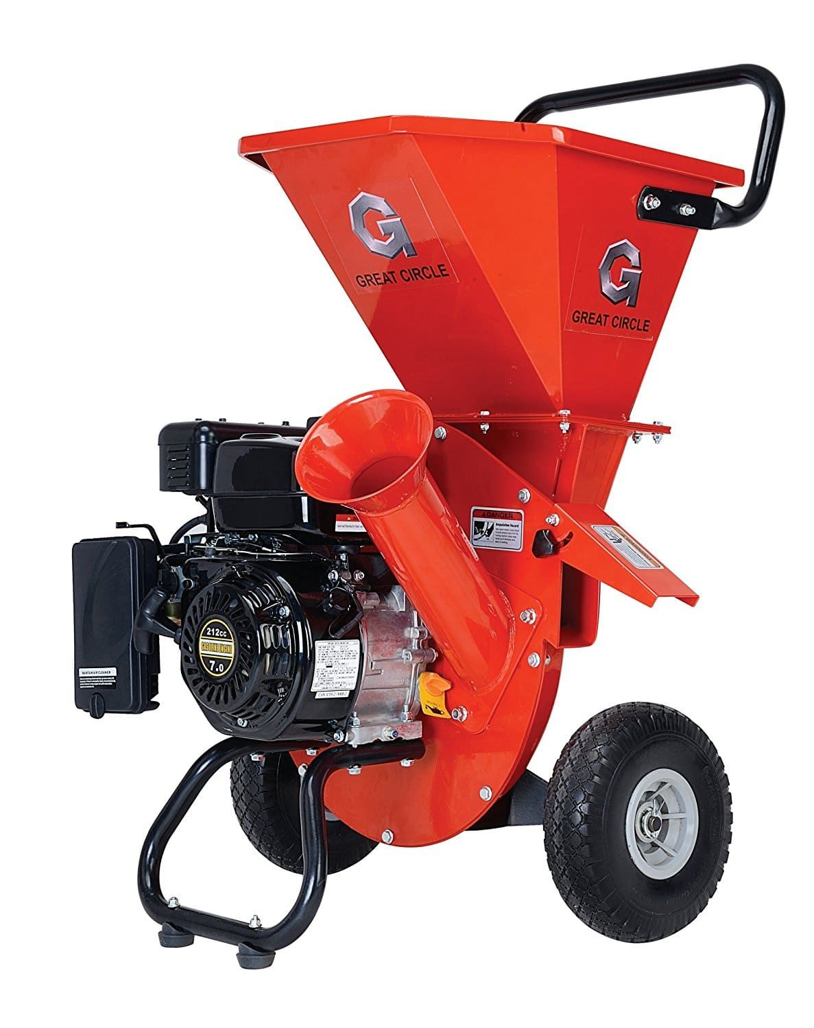 Top 10 Best Wood Chippers in 2019 - Keep Your Garden Clean