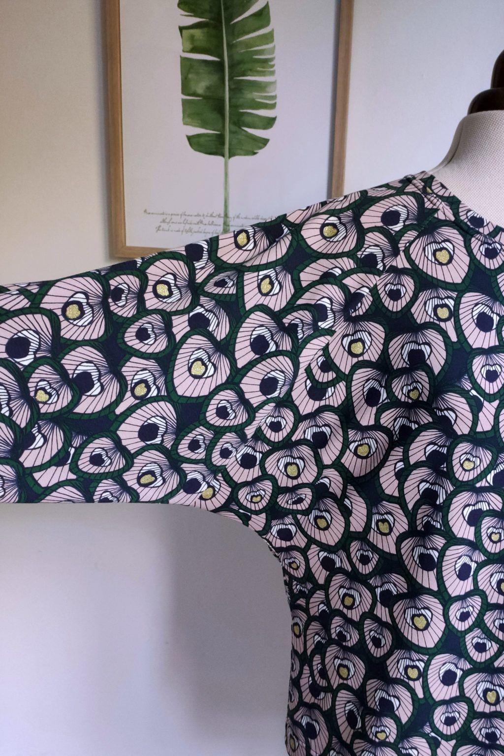 � Fledermausshirt nähen für Damen Gr. 34 - 46 � So geht's