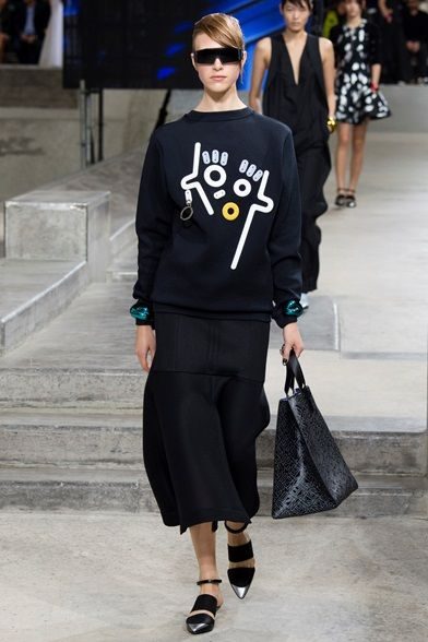 Kenzo Spring Summer 2015 Ready-To-Wear collection