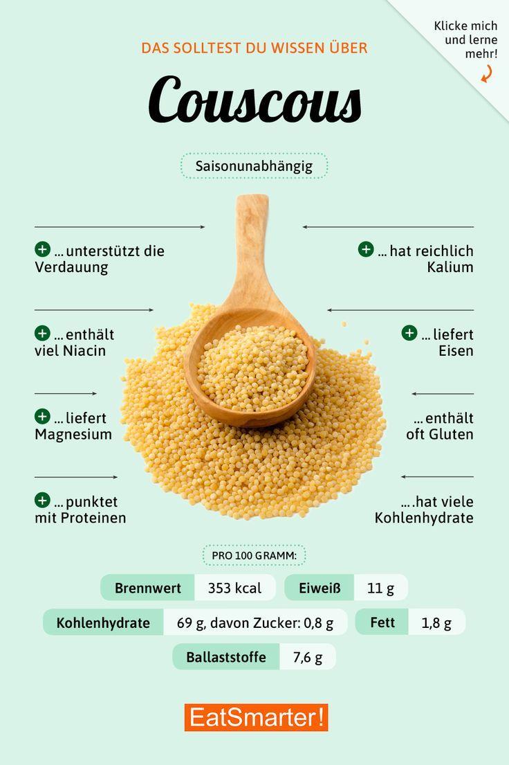 Couscous - das gesunde Inkakorn