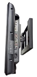 Lockable Tilting Tv Wall Mount Bracket For 42 55 Wall