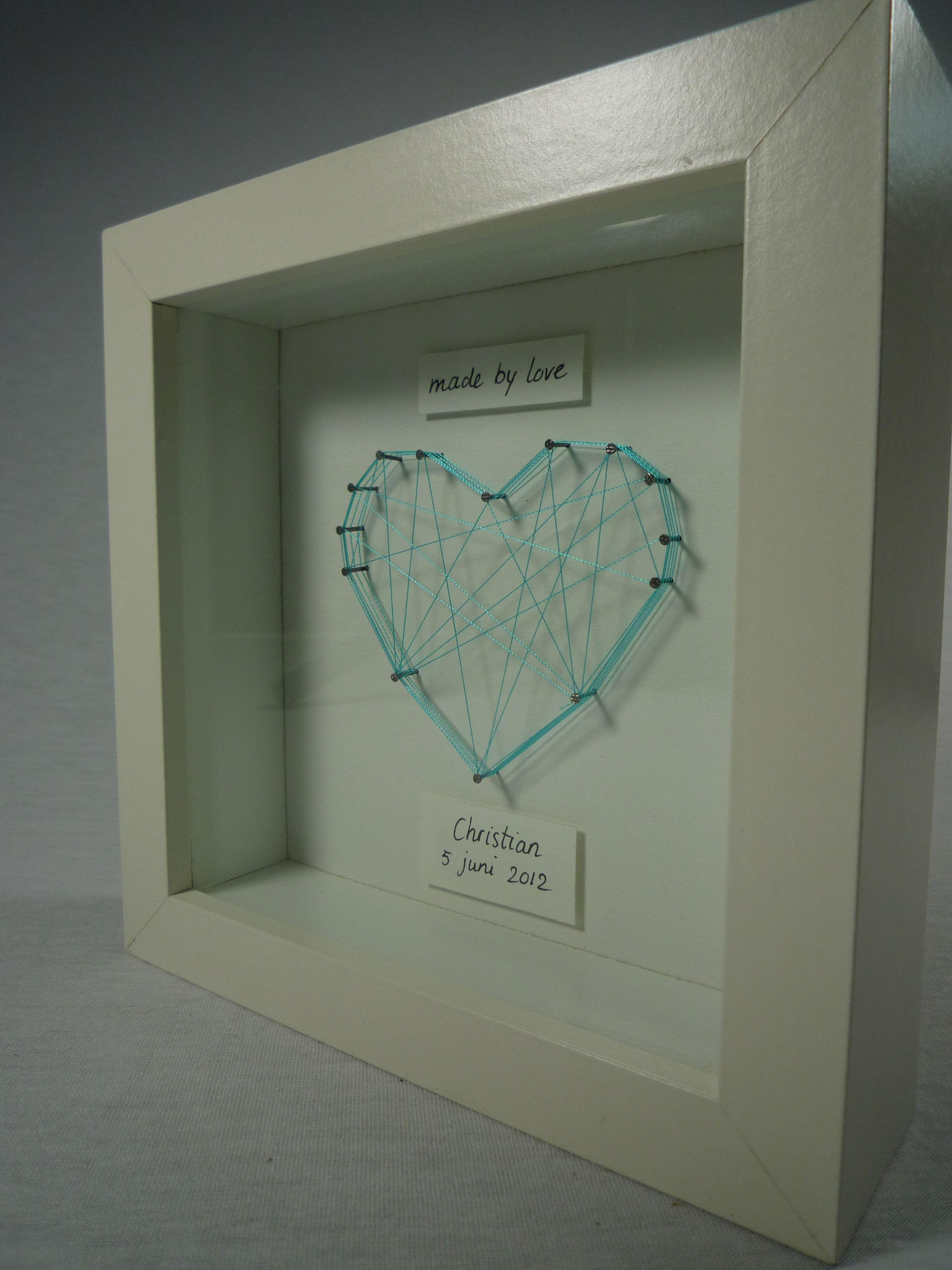 Lovely gift for the new borns. See webshop allesvanbinnen.nl