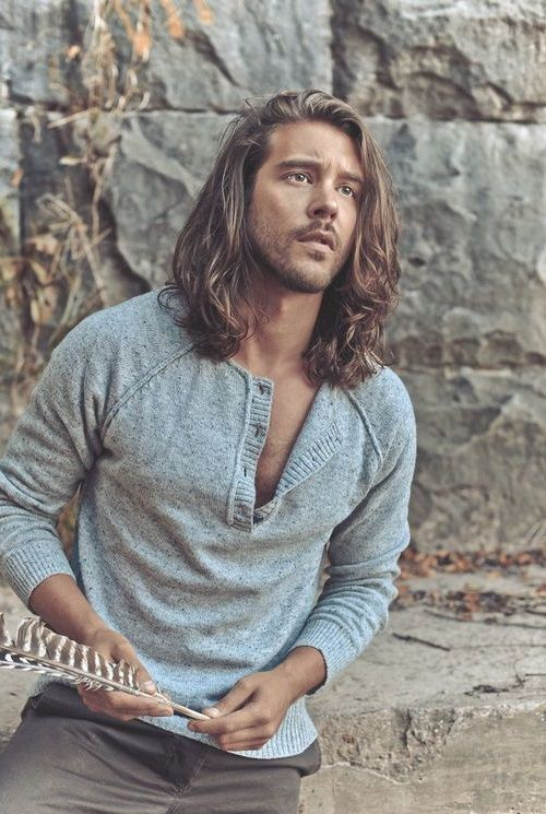 Mens Long Hairstyles 2019 : hairstyles, Hairstyles, Bucket, Styles, Styles,, Haircuts