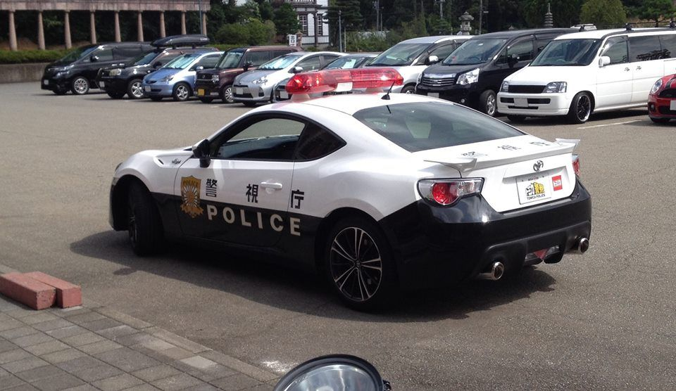 Toyota 86 Timeline Photos Emergency Vehicles Police Cars Toyota