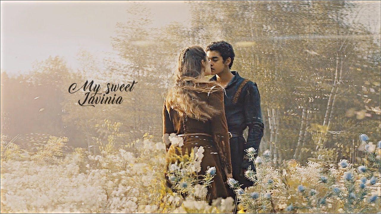 Lavinia & Tiuri II My sweet Lavinia [Letter for the King